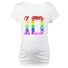10, Gay Pride, Shirt