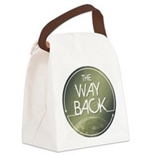 The Way Back Logo Canvas Lunch Bag