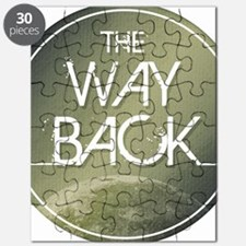 The Way Back Logo Puzzle