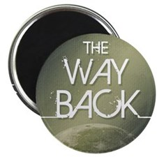 The Way Back Logo Magnet