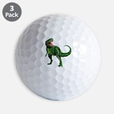 Rex Nom Nom Golf Ball