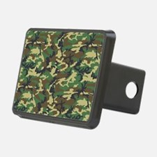 Woodland Camo Hitch Cover