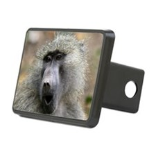 Olive Baboon Hitch Cover