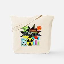 Mad Scientist Tote Bag