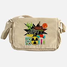 Mad Scientist Messenger Bag