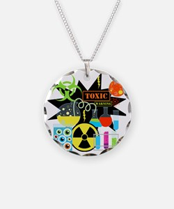 Mad Scientist Necklace