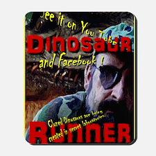 Allosaurus Bait Mousepad