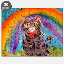 PRECIOUS CAT AT THE RAINBOW BRIDGE Puzzle