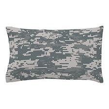 Digital Camo Pillow Case