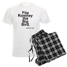 Flip Romney the Big Bird Pajamas