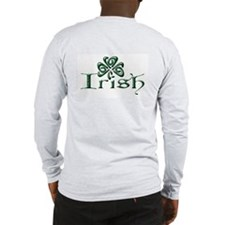 Irish: Celtic Shamrock' Long Sleeve T-Shirt