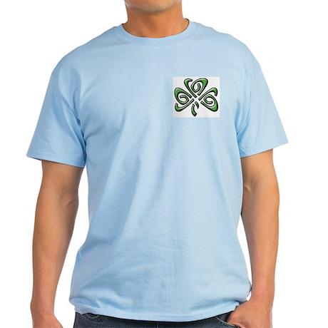 Irish: Celtic Shamrock' Light T-Shirt