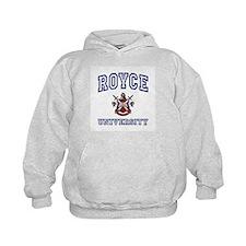ROYCE University Hoodie
