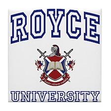 ROYCE University Tile Coaster