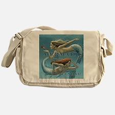 Mermaids Calendar 2013 uncovered Messenger Bag