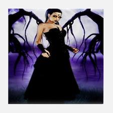 Gothic Queen Tile Coaster