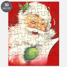 Santa Vintage Puzzle