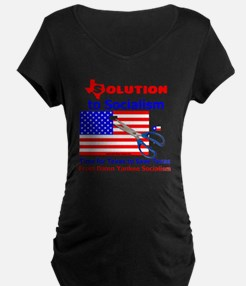 Solution to Socialism T-Shirt