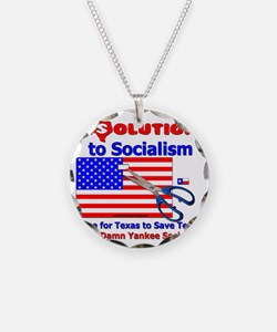 Solution to Socialism Necklace