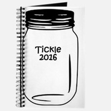 Tickle 2016 Jar Journal