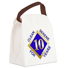 BluePendants10 Canvas Lunch Bag