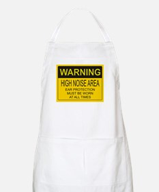 """""""Simple Sign"""" Musician's BBQ Apron"""