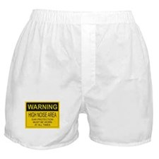 """""""Simple Sign"""" Musician's Boxer Shorts"""