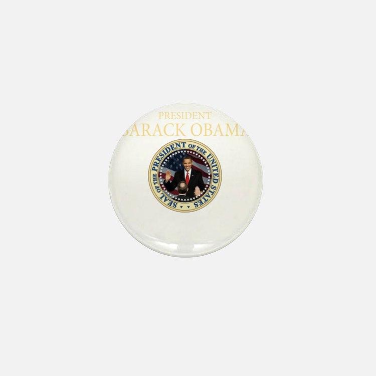 Inauuguration Day(blk) Mini Button