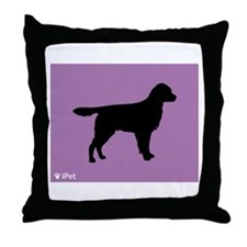 Staby iPet Throw Pillow
