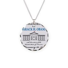 2013 inauguration day b Necklace