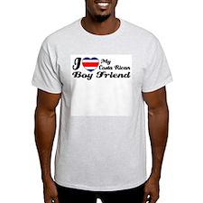 Costa Rican boy friend T-Shirt