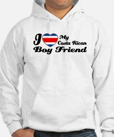Costa Rican boy friend Jumper Hoody