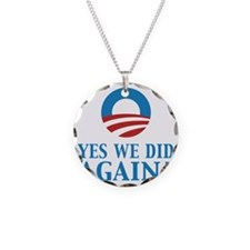 yes we did again Necklace