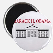 2013 inauguration day b(blk) Magnet