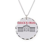 2013 inauguration day b(blk) Necklace