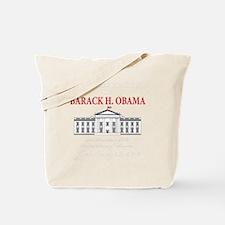2013 inauguration day b(blk) Tote Bag