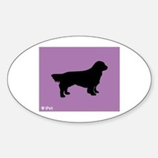 Sussex iPet Oval Decal