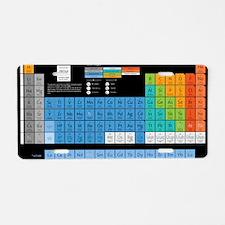 Math Table Aluminum License Plate
