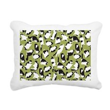 Mo rug 5 x 7 Rectangular Canvas Pillow