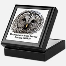 Barred Owl/MARS Keepsake Box