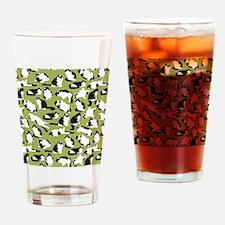 Mo King Duvet Drinking Glass