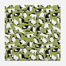 Mo Curtains 60 x 60 Tile Coaster