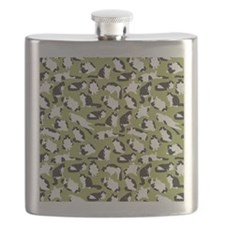 Fat Cat Flask