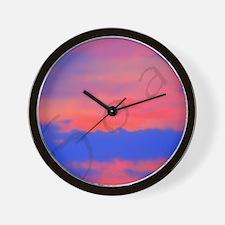 Soar Motivational Message  Gift Wall Clock