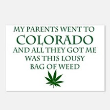 Colorado Vacation Postcards (Package of 8)