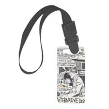 AlternativeDisco2 Luggage Tag