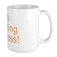Crushing on Cross Mug