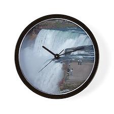 Niagara Falls, NY Wall Clock