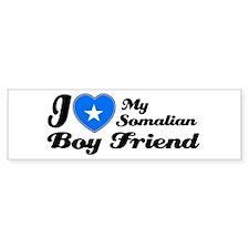 Somalian boy friend Bumper Bumper Sticker