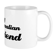 Somalian boy friend Small Mug
